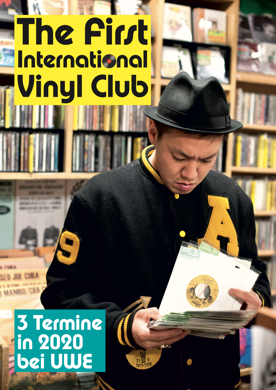 First International Vinyl Club Hamburg